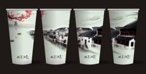 一次性纸杯是用什么纸做的啊